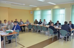 Informacja z obrad VI sesji Rady Powiatu w Suwałkach