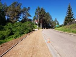 Już niebawem Gawrych Ruda będzie bezpieczniejsza dla pieszych i turystów