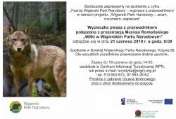 """""""Poznaj Wigierski Park - wyprawa z przewodnikiem"""""""