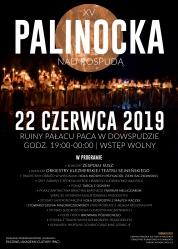 Zaproszenie na XV Palinockę nad Rospudą