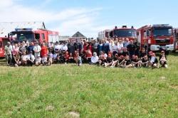 Informacja z obchodów 50 – lecia istnienia miejscowej jednostki OSP w Rakówku