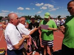 Komunikat z zawodów lekkoatletycznych dla uczniów czwartych klas szkół podstawowych i osób niepełnosprawnych