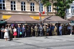 Druga część obchodów 100-lecia ustanowienia Wojskowej Komendy Uzupełnień w Suwałkach