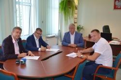 Powiat Suwalski podpisał umowę na rozbiórkę istniejącego i budowę nowego mostu