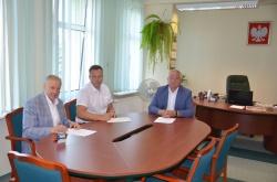 Kolejna umowa na budowę dróg podpisana