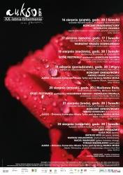 XX Letnia Filharmonia AUKSO – Wigry 2019