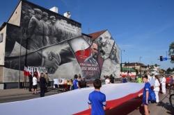 Obchody stulecia Odzyskania niepodległości przez Suwałki