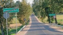 Remont kolejnego odcinka drogi Wiżajny-Smolniki-Sidory