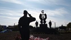 Odsłonięcie pomnika ofiar Obławy Augustowskiej