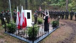Odsłonięcie pomnika w Prudziszkach
