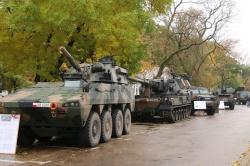 Powrót pułku do Suwałk