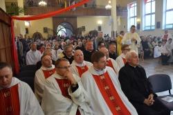Konsekracja kościoła pw. św. Wojciecha Biskupa i Męczennika w Suwałkach