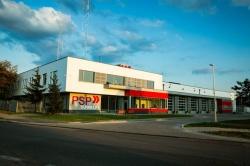 Otwarcie nowego obiektu Komendy Miejskiej PSP i Jednostki Ratowniczo-Gaśniczej w Suwałkach