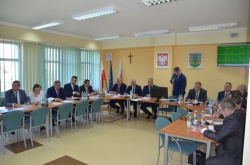 Informacja z obrad VIII sesji Rady Powiatu w Suwałkach