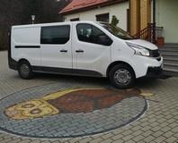 Zakład Aktywności Zawodowej SOWA w Lipniaku pozyskał środki na zakup kolejnego samochodu Fiat Talento Multicab, niezbędnego do rozwijania prowadzonej działalności