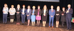 """""""Primus in Agendo"""" - odznaczenia dla pracownic Powiatowego Urzędu Pracy w Suwałkach"""