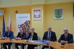 Dofinansowanie inwestycji dwóch gmin powiatu suwalskiego z RPOWP