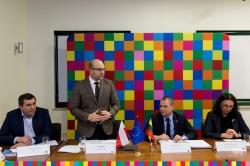 Spotkanie polsko-litewskiej grupy roboczej ds. współpracy międzyregionalnej