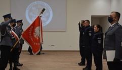 20 lipca 2020 funkcjonariusze Komendy Miejskiej Policji obchodzili uroczystości związane z obchodami Święta Policji w Polsce.