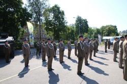 Uroczyste obchody Święta Wojska Polskiego w Suwałkach