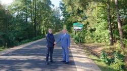 Zakończono  remont drogi powiatowej nr 1138B Jeleniewo – Wołownia – Przejma – Becejły