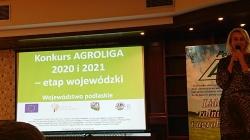 Finał konkursu Podlaska Agroliga 2020