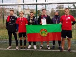 Zakończenie VIII Powiatowej Ligi LZS w piłce nożnej mężczyzn o puchar Starosty Suwalskiego