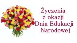 Życzenia z okazji Dnia Edukacji Narodowej (14.10.2020)