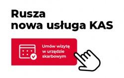 Umów wizytę w urzędzie skarbowym – usługa podlaskiej KAS dostępna będzie w całym kraju
