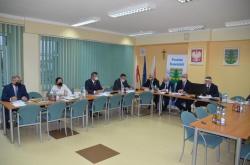 Informacja z obrad XIII sesji Rady Powiatu w Suwałkach - 17.12.2020