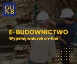 Kampania informacyjna Głównego Inspektora Nadzoru Budowlanego dotycząca serwisu e-budownictwo