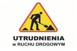 Utrudnienia na drodze powiatowej nr 1134BB Suwałki (ul. Szpitalna, Krzywólka, ul. bez nazwy) - Potasznia - Okrągłe - Jeleniewo - nowe oznakowanie
