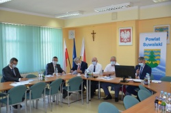 Informacja z obrad XVI sesji Rady Powiatu w Suwałkach VI kadencji