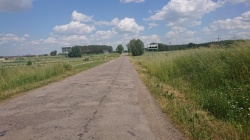 Podpisanie umowy na remont drogi powiatowej nr 1134B Suwałki (ul. Szpitalna, Krzywólka, ul. bez nazwy) - Potasznia - Okrągłe – Jeleniewo w km 10+000 - 12+600