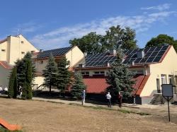 Termomodernizacja budynku Domu Dziecka w Pawłówce została ukończona.