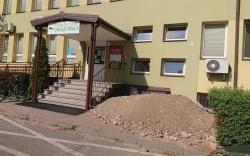 Remont elewacji budynku Powiatowego Urzędu Pracy w Suwałkach