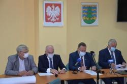 Stanowisko Zarządu Powiatu w Suwałkach oraz Wójtów Gmin Powiatu Suwalskiego z dnia 26 sierpnia 2021 r.