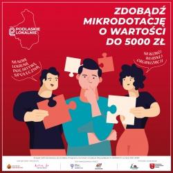 Nabór wniosków mikrodotacyjnych w ramach I Konkursu na Wsparcie Inicjatyw Lokalnych