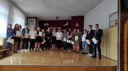 Stypendia Starosty Suwalskiego za osiągnięcia w nauce w II semestrze roku szkolnego 2020/2021