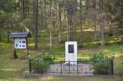 78. rocznica rozstrzelania przez gestapo 12 Polaków w pobliżu wsi Prudziszki