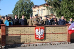 Upamiętnienie 100. rocznicy śmierci patrona WKU w Suwałkach
